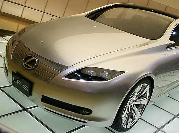 صور للسيارة لكزس Gs 2011 Lexuslfs
