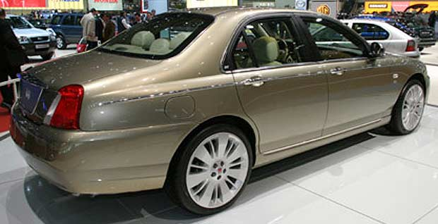 Beautiful Rover 75 Interieur Images - Trend Ideas 2018 ...