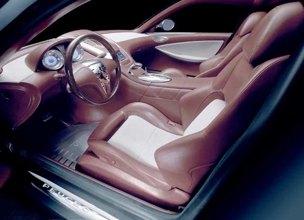 L 39 outrefranc afficher le sujet peugeot 907 concept for Peugeot 907 interieur