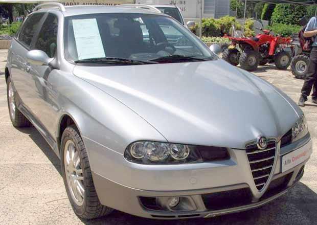 Alfa Romeo Crosswagon. Alfa Romeo Crosswagon