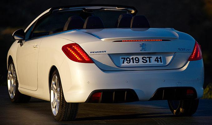 Essai : PEUGEOT 308 CC Peugeot308cc008